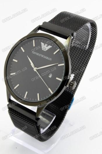 Мужские наручные часы Emporio Armani (код: 20021)