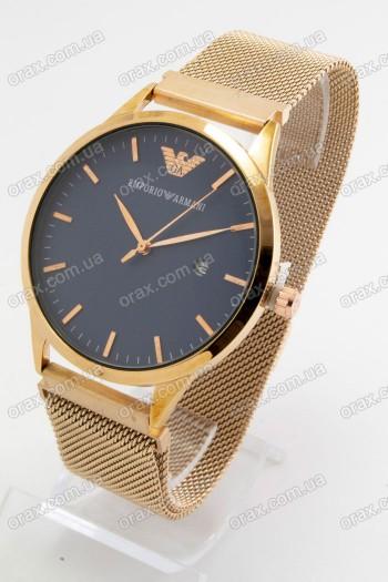 Мужские наручные часы Emporio Armani (код: 20027)