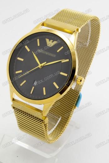 Мужские наручные часы Emporio Armani (код: 20029)