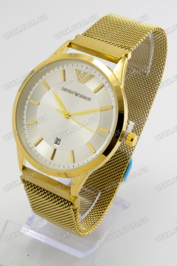 Мужские наручные часы Emporio Armani (код: 20030)