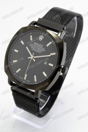 Мужские наручные часы Rolex (код: 20031)