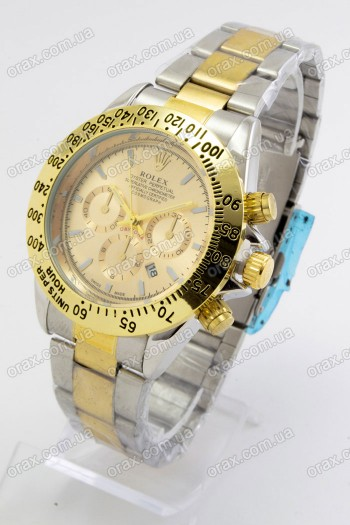 Мужские наручные часы Rolex (код: 20094)