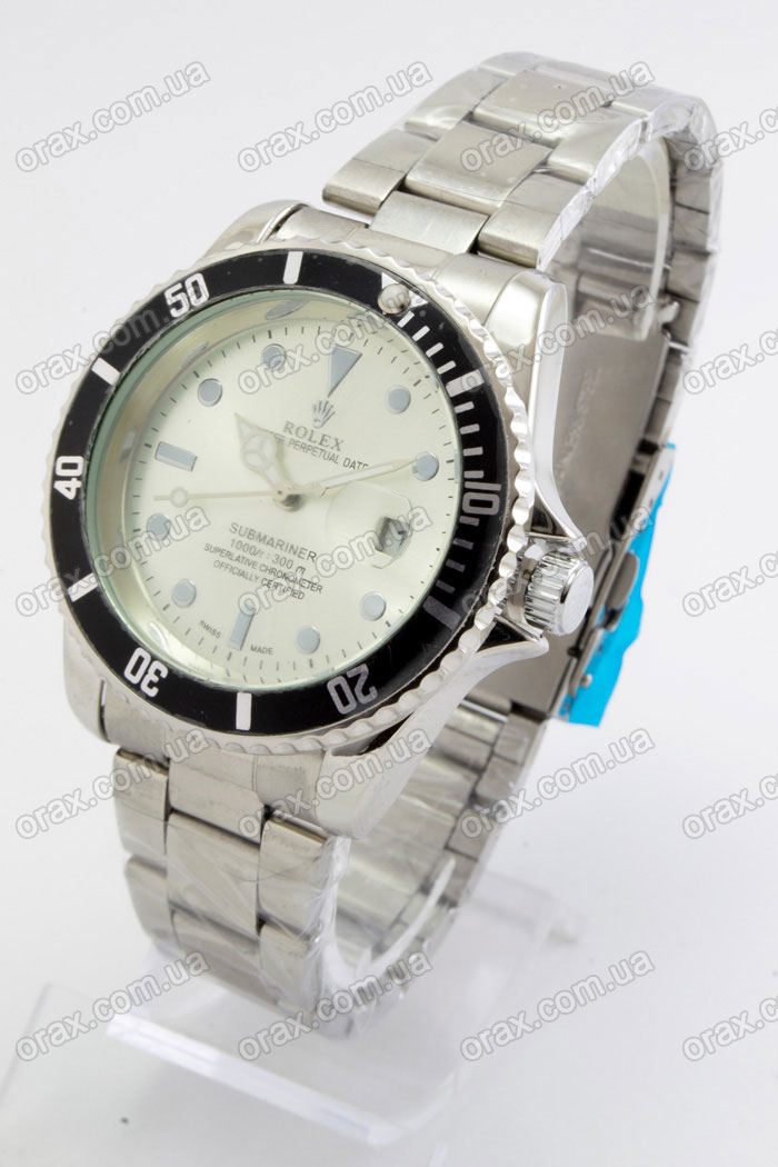 Мужские наручные часы Rolex (код: 20095)