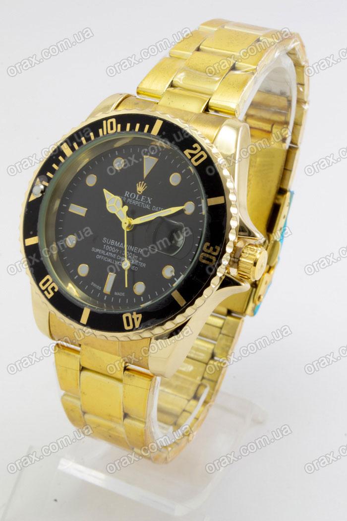 Мужские наручные часы Rolex (код: 20098)