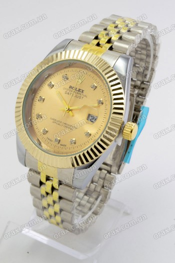 Мужские наручные часы Rolex (код: 20101)