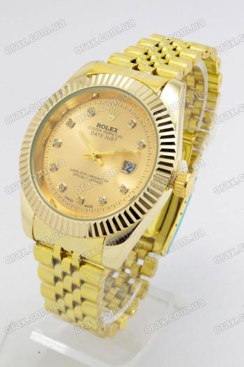 Мужские наручные часы Rolex (код: 20103)