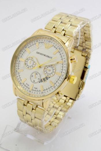 Мужские наручные часы Emporio Armani (код: 20206)