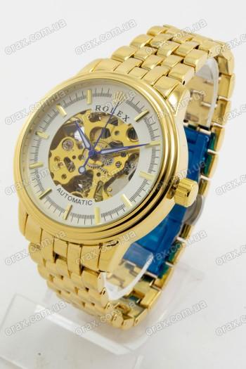 Механические наручные часы Rolex (код: 20395)