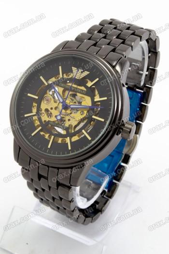 Механические наручные часы Emporio Armani (код: 20396)