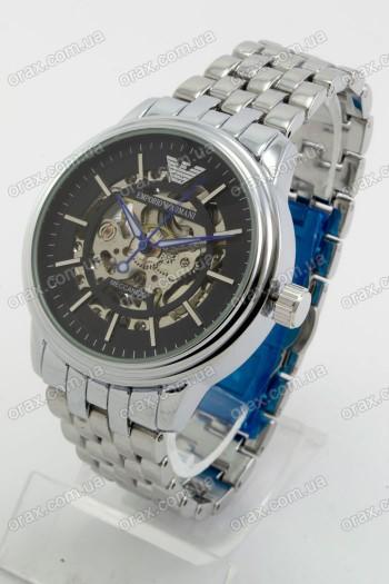 Механические наручные часы Emporio Armani (код: 20397)