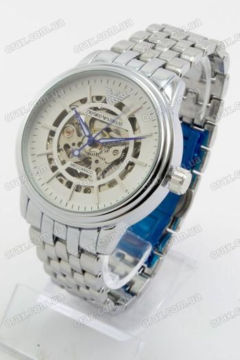 Механические наручные часы Emporio Armani (код: 20398)