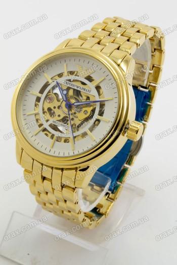 Механические наручные часы Emporio Armani (код: 20400)
