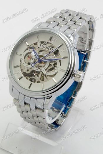 Механические наручные часы Tissot (код: 20403)