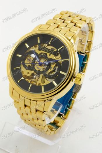Механические наручные часы Tissot (код: 20404)