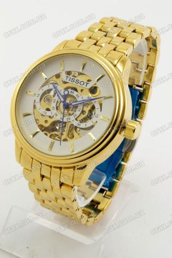 Механические наручные часы Tissot (код: 20405)
