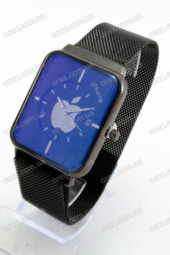 Мужские наручные часы iPhone (код: 20411)