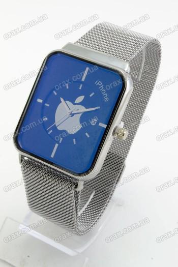 Мужские наручные часы iPhone (код: 20412)