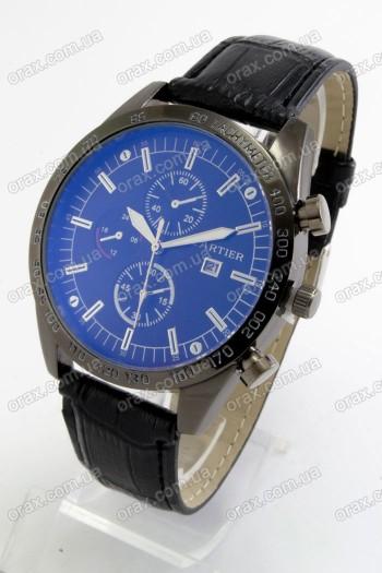 Мужские наручные часы Cartier (код: 20596)