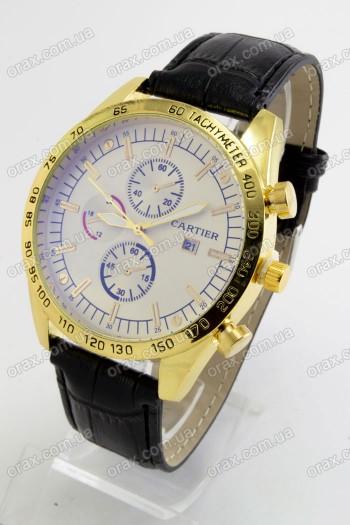 Мужские наручные часы Cartier (код: 20600)