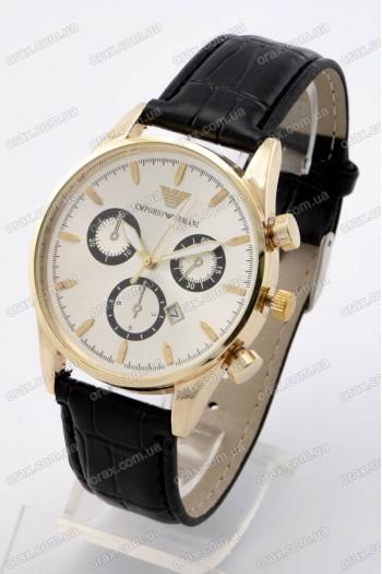 Мужские наручные часы Emporio Armani B83 (код: 23755)