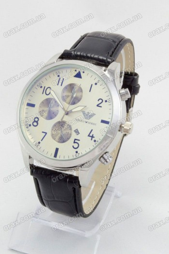 Часы наручные мужские Emporio Armani (код: 12106)
