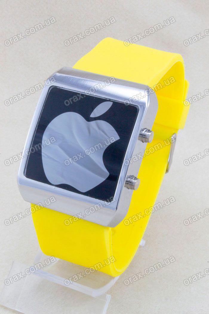 Наручные LED Apple часы (код: 12118)