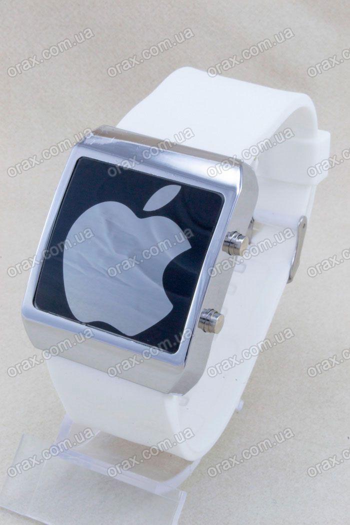 Наручные LED Apple часы (код: 12119)