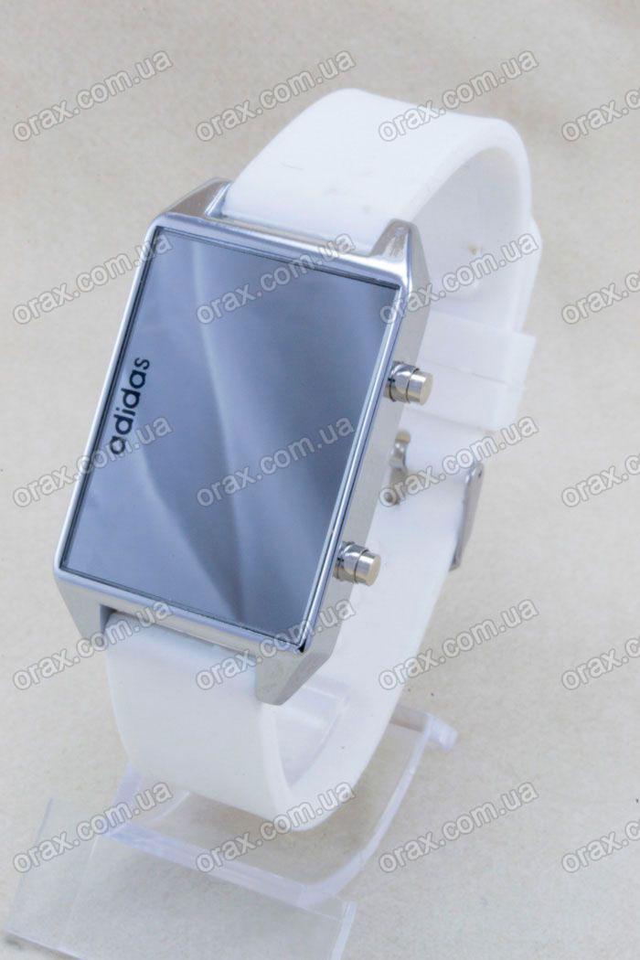 Наручные LED Adidas часы (код: 12131)