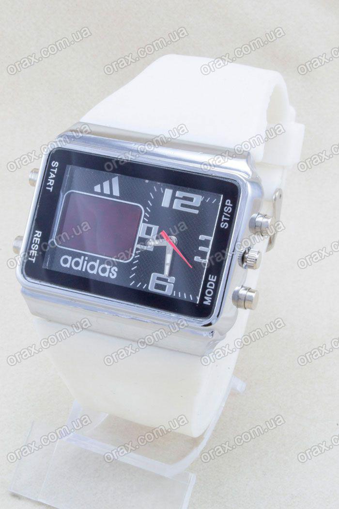 Наручные LED Adidas часы (код: 12132)