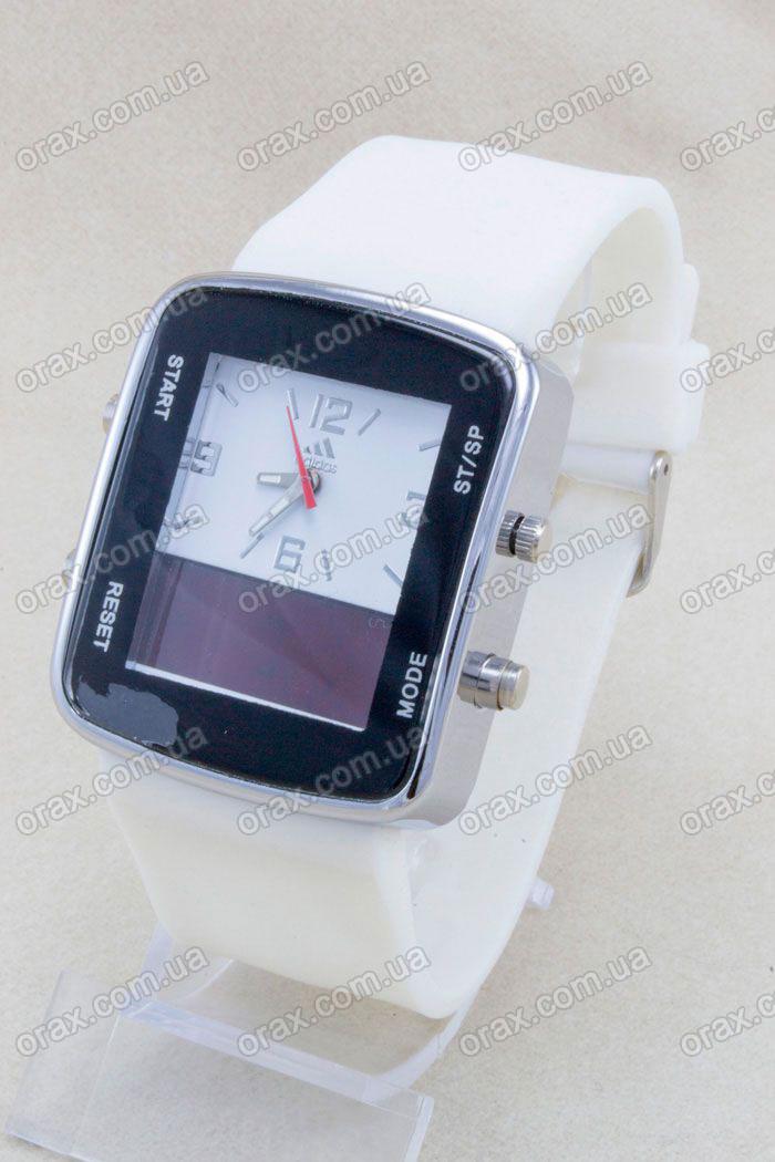 Наручные LED Adidas часы (код: 12135)