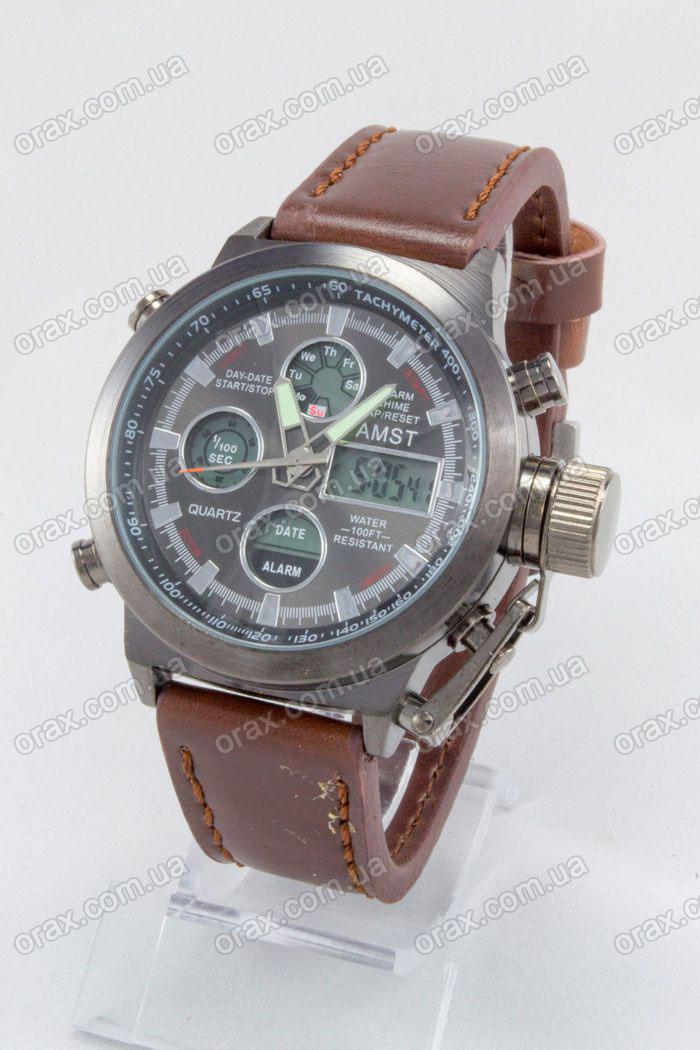 Мужские армейские наручные часы AMST 3003 (код: 12180)