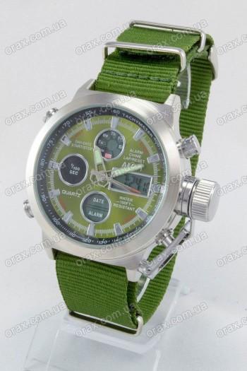 Купить Мужские армейские наручные часы AMST (код: 12181)