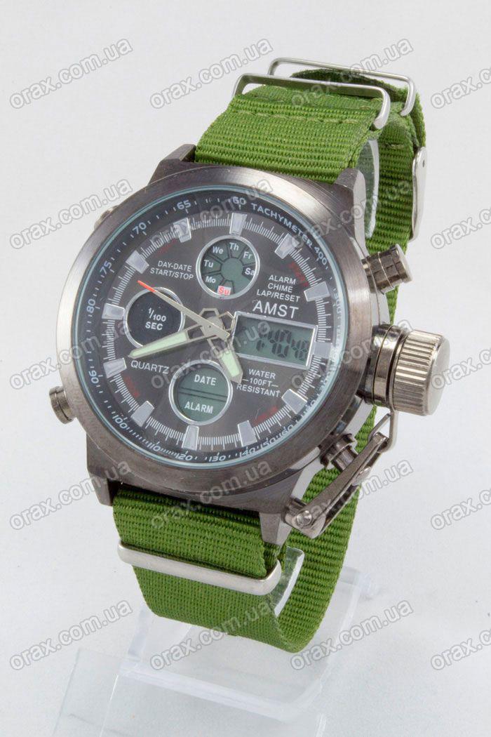 Мужские армейские наручные часы AMST 3003 (код: 12182)