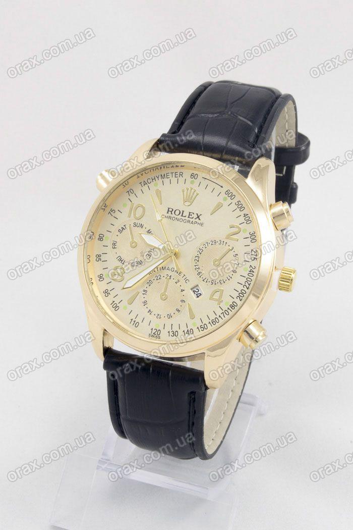 Мужские наручные часы Rolex (код: 12380)