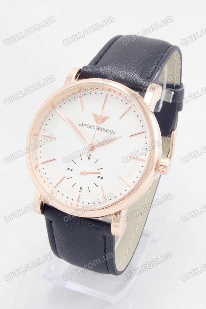 Мужские наручные часы Emporio Armani (код: 12402)