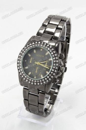 Купить Наручные женские часы Geneva (код: 12605)