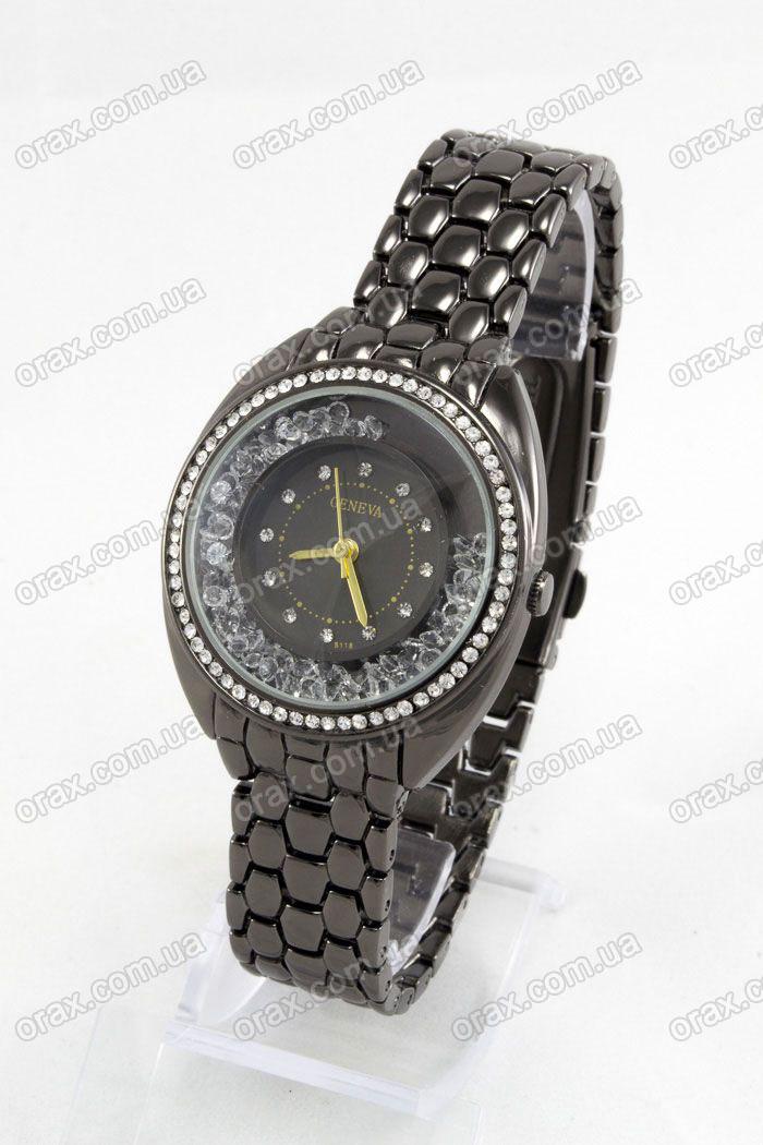 Наручные женские часы Geneva (код: 12611)