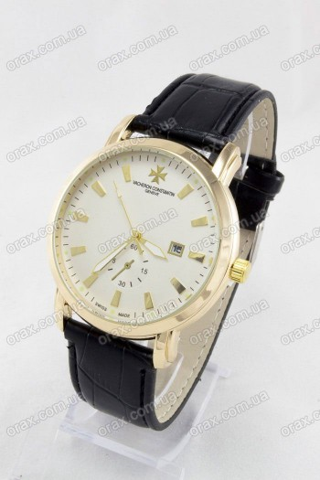 Мужские наручные часы Vacheron Constantin (код: 12658)
