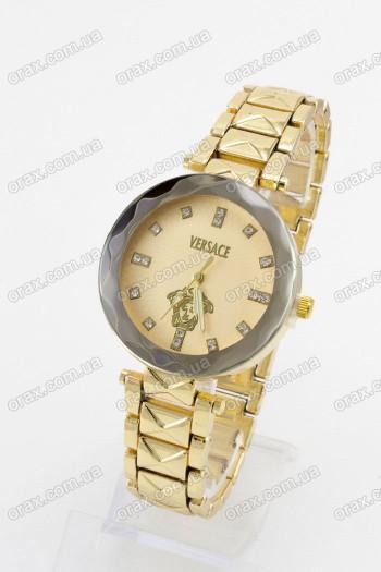 Купить Женские наручные часы Versace (код: 12876)