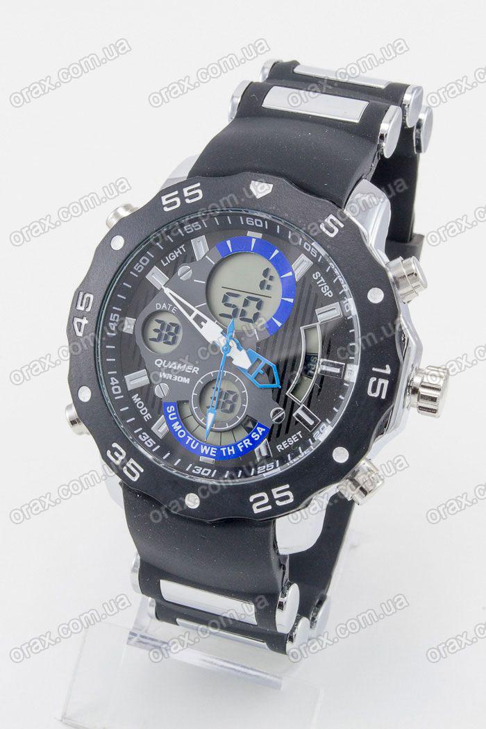 Купить Спортивные наручные часы Quamer (код: 12935)