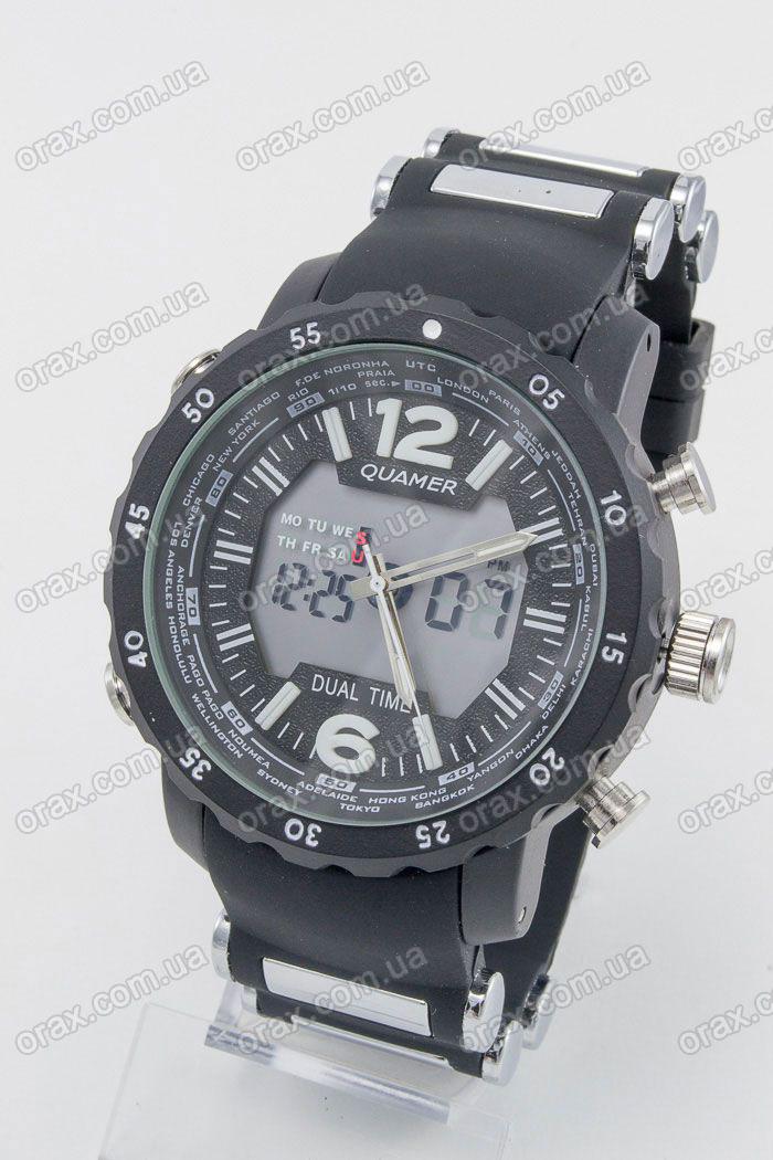 Купить Спортивные наручные часы Quamer (код: 12940)