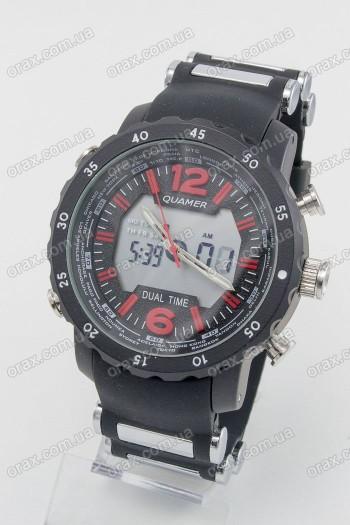 Купить Спортивные наручные часы Quamer (код: 12941)