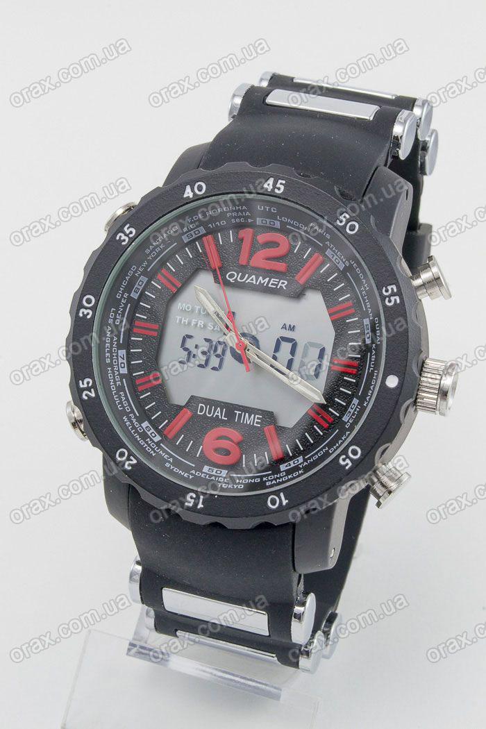 Спортивные наручные часы Quamer (код: 12941)