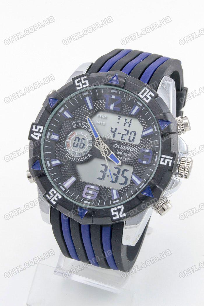 Купить Спортивные наручные часы Quamer (код: 12942)