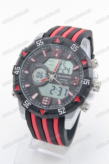Купить Спортивные наручные часы Quamer (код: 12944)
