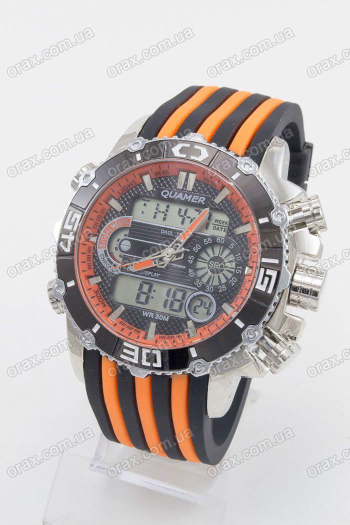Купить Спортивные наручные часы Quamer (код: 12950)