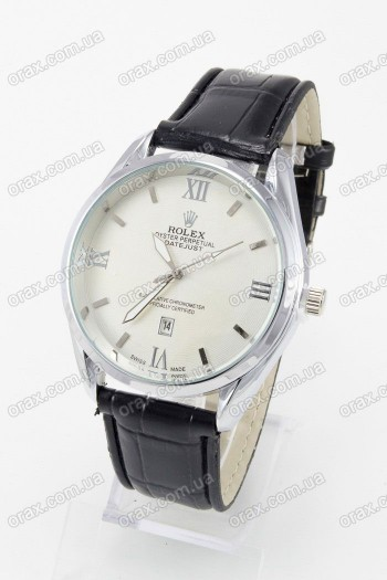Мужские наручные часы Rolex (код: 13031)