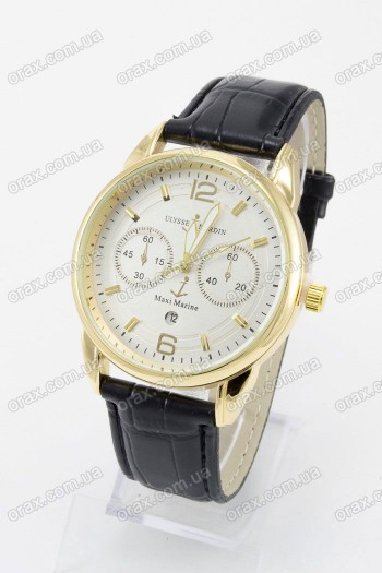 Купить Мужские наручные часы Ulysse Nardin (код: 13076)