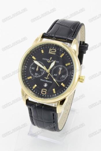 Купить Мужские наручные часы Ulysse Nardin (код: 13077)
