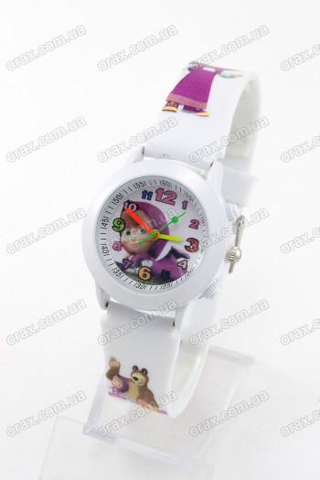 Купить Детские наручные часы Маша и Медведь (код: 13099)
